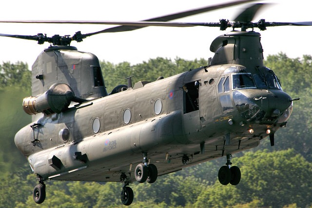 Chinook  Riat 2013 by Airwolfhound on Flickr